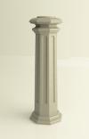 """Основание """"Square Royal B"""" для колонн диаметром 80 mm"""