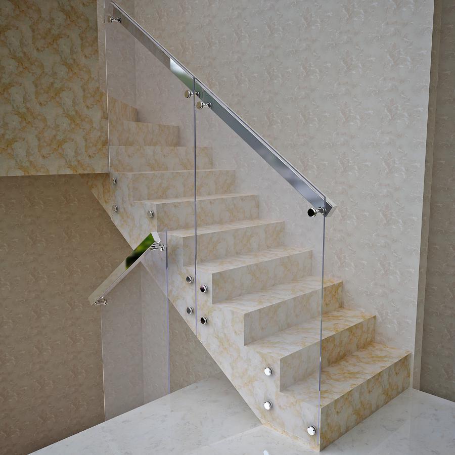 Прямая лестница.